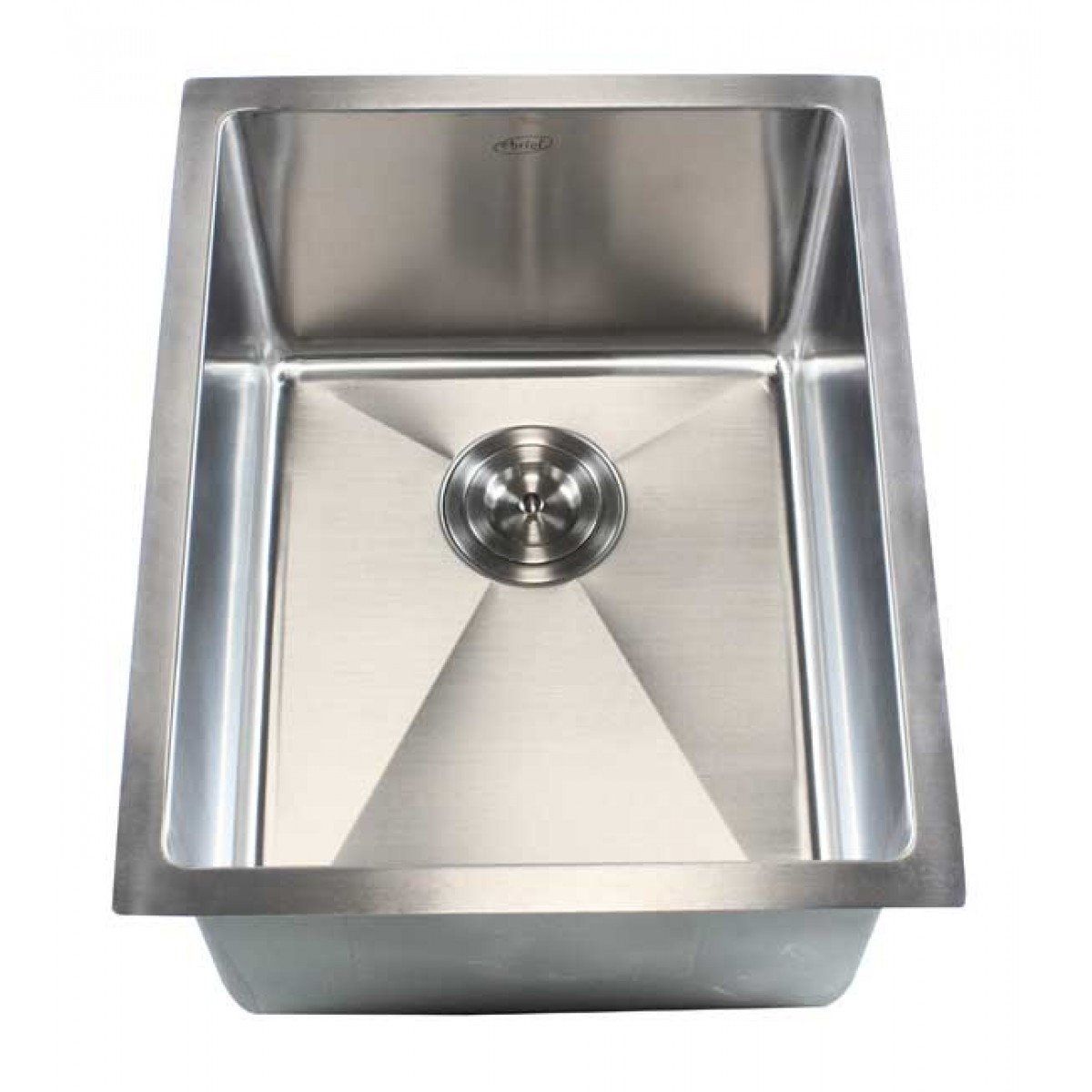 Ariel 16 Inch Stainless Steel Undermount Single Bowl