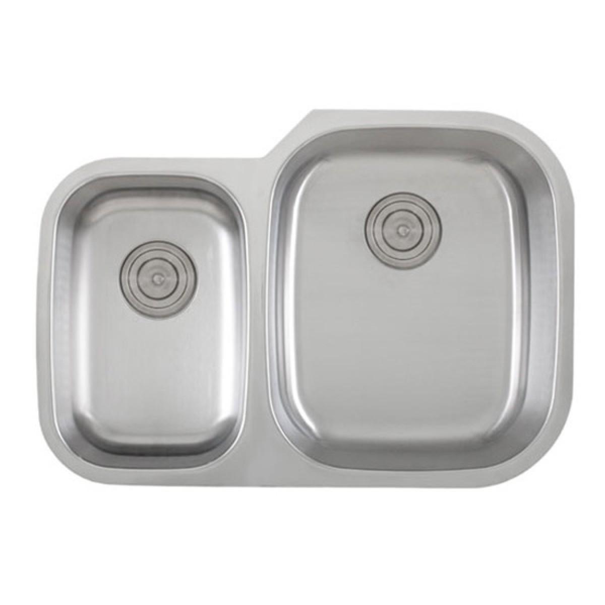 30 inch undermount kitchen sink stain steel 30 inch stainless steel undermount 4060 double bowl kitchen sink 18 gauge