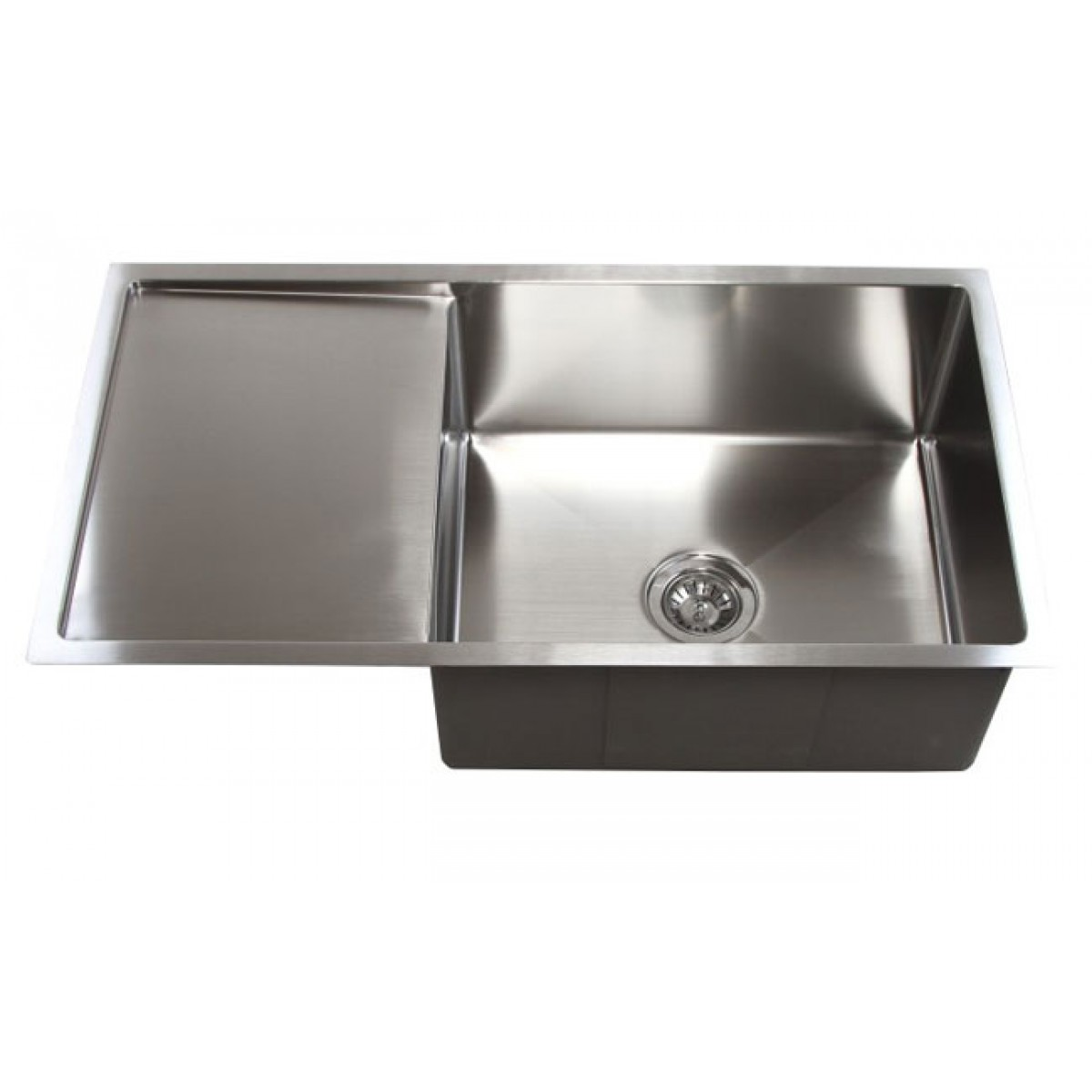 single or double kitchen sink 36 inch stainless steel undermount single bowl kitchen 7963