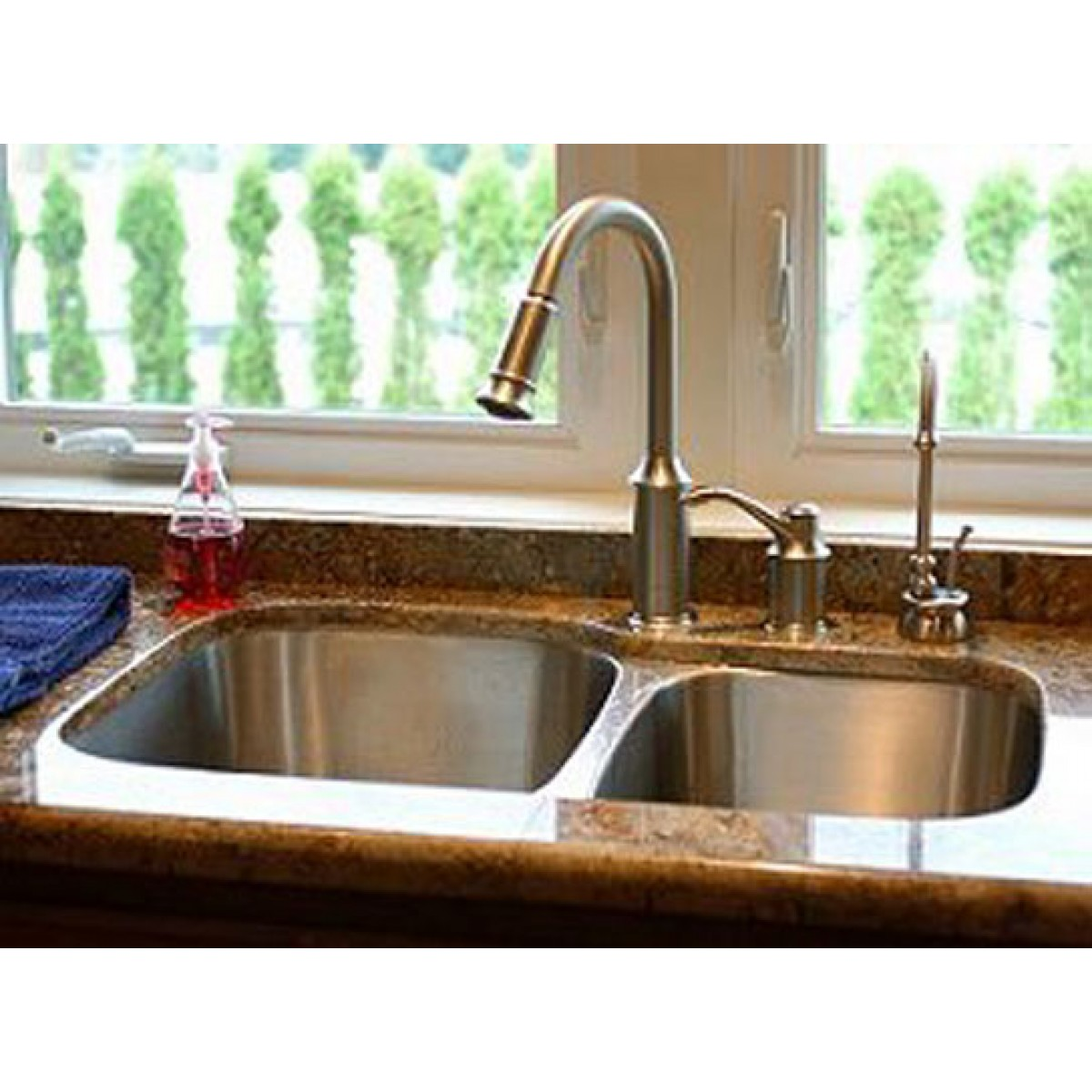 Stainless Steel Sink Kitchen Undermount