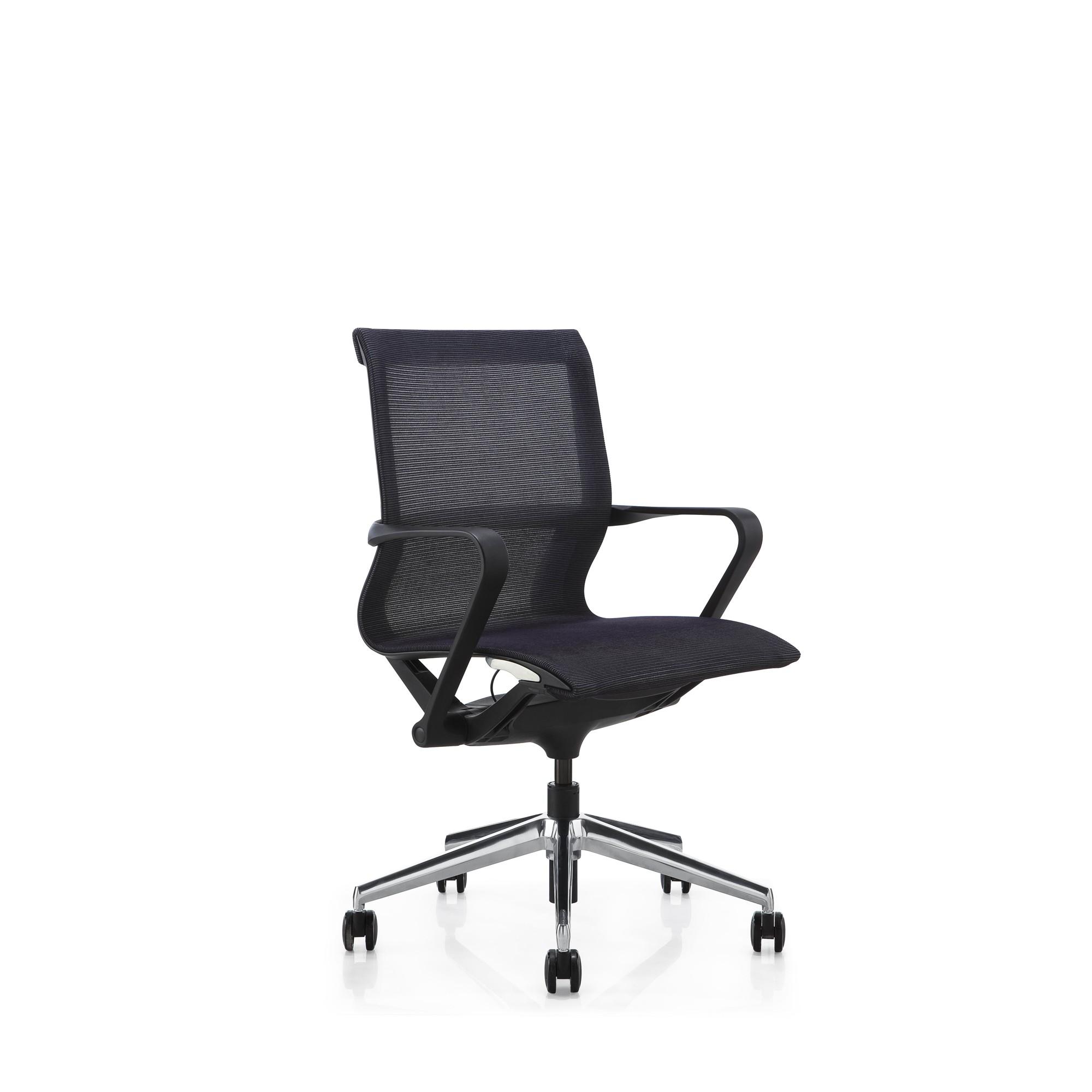 Hilo Series Ergonomic Office Chair Low Back Mesh Chair