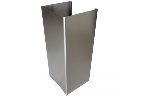XtremeAIR DL08-W36/42 Extension Chimney For 12 ft Ceiling Height
