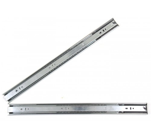 22 Inch Hydraulic Soft Close Full Extension Ball Bearing Drawer Slide