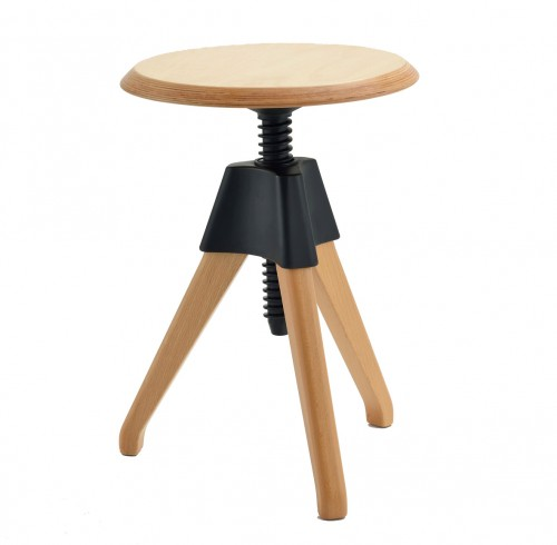 Ground Adjustable Modern Short Stool