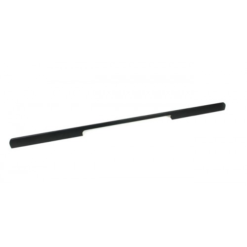 New Tune 24 inch (600 mm) Solid Aluminum Cabinet Handle Bar Pull Flat Black Finish with 10-5/8 Inch (269 mm) Hole to Hole Spacing