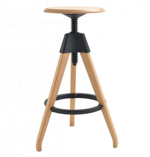 Ground Adjustable Modern Bar Counter Stool