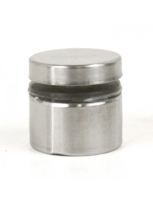 1 Inch Diameter by 1/2 Inch Long Stainless Steel Standoff Hardware
