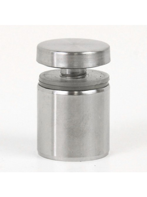 1 Inch Diameter by 15/16 Inch Long Stainless Steel Standoff Hardware