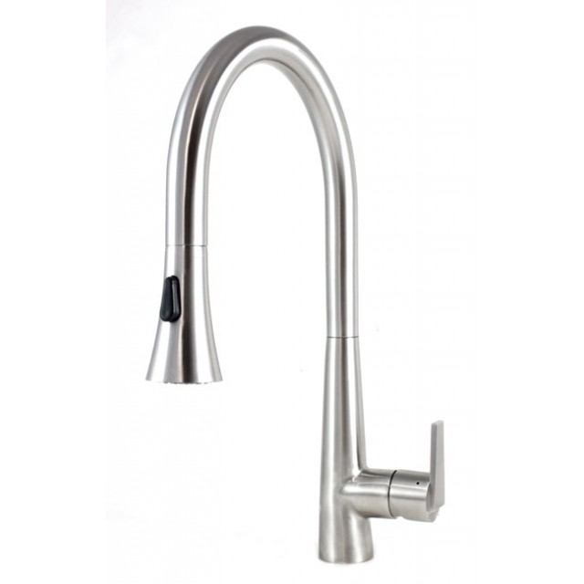 Wonderful Ariel Eclipse Design Lead Free Stainless Steel Pull Out Sprayer Kitchen  Mixer Faucet