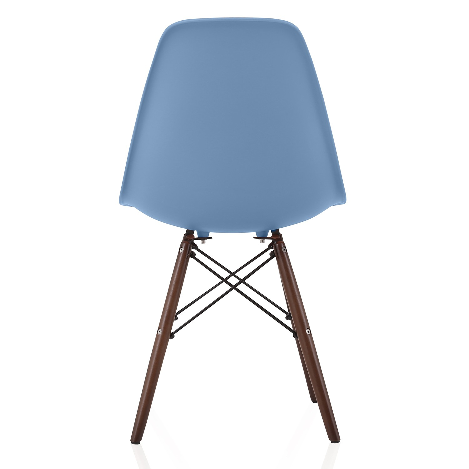 Nature Series Slate Blue Eames Style Dsw Molded Plastic