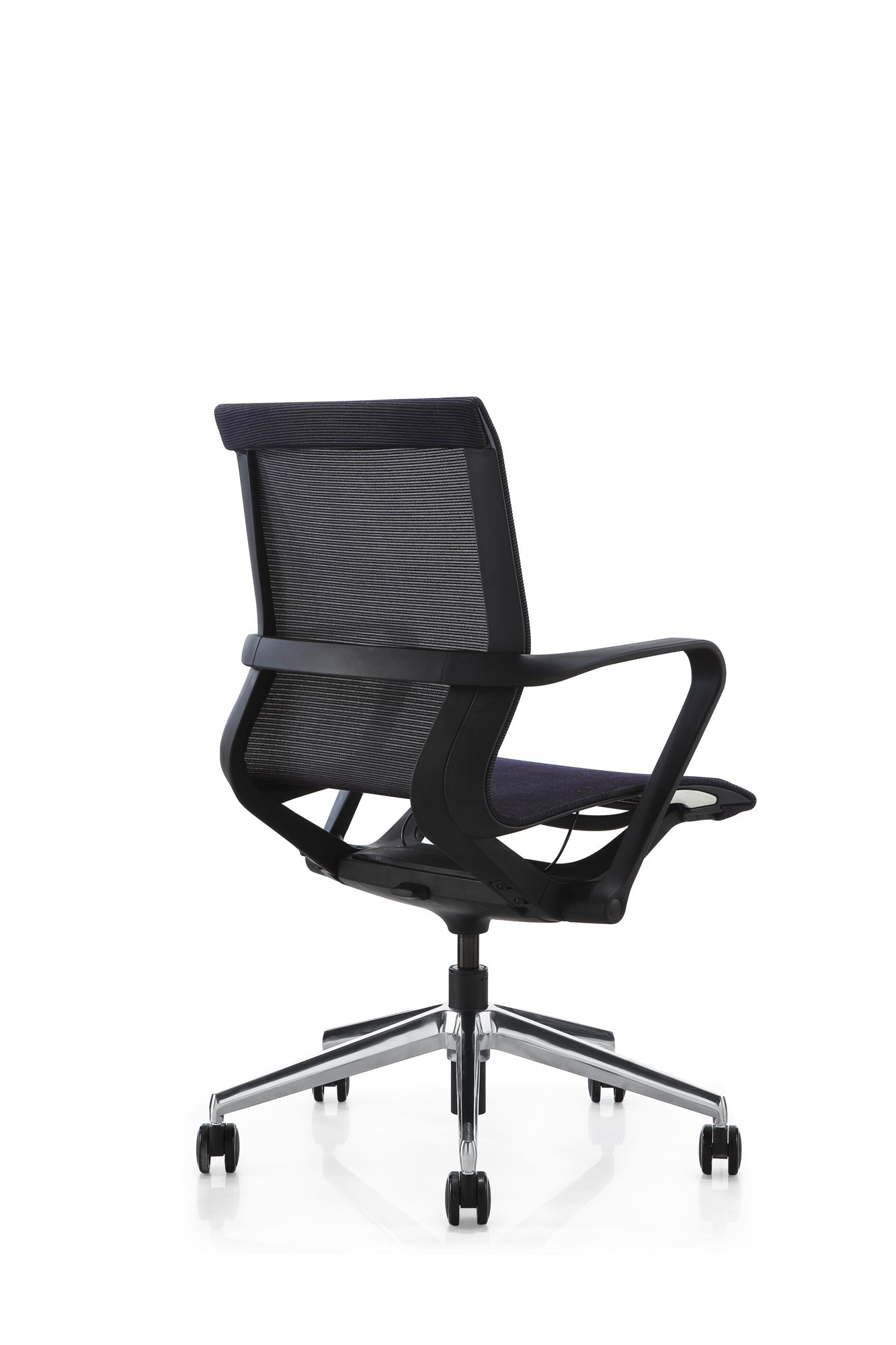 Hilo Series Ergonomic Office Chair Low Back Mesh Chair – Hydraulic  Adjustable Height and Seat, Tilt Lock, Extensive Lumbar Support Mesh Desk  Office