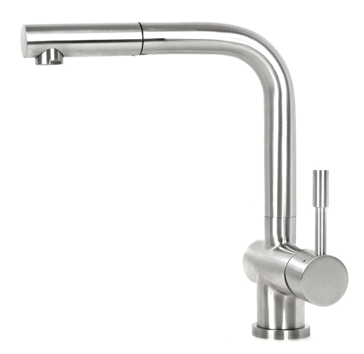 Ariel Flamingo Stainless Steel Lead Free Pull Out Nozzle Single ...