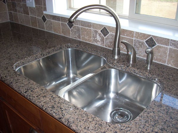 32 Inch Stainless Steel Double Bowl Kitchen Sink and Lead Free ...