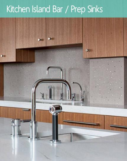 Kitchen Bar Prep Sinks