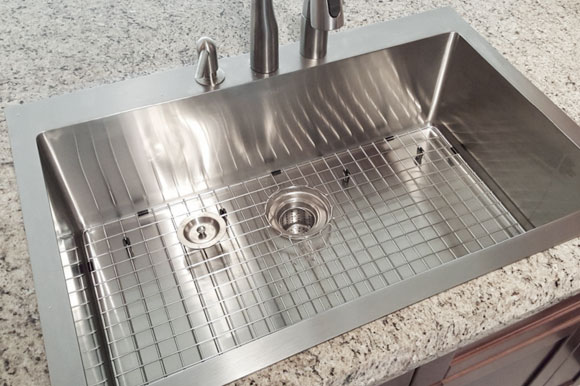 drop in stainless steel kitchen sinks - Drop In Kitchen Sink