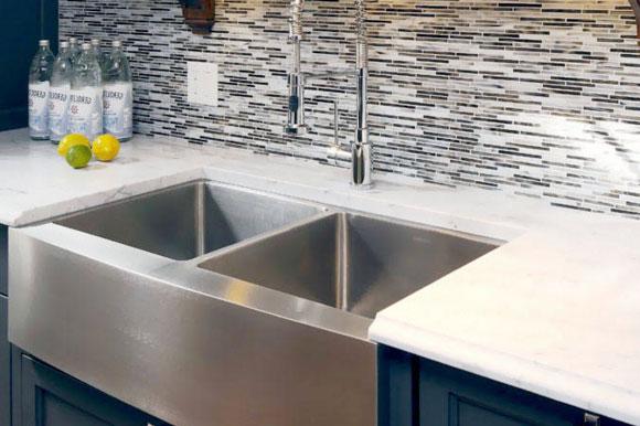 Apron Front Sinks | Farmhouse Apron Sinks | Kitchen Farmhouse Sinks